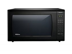 Panasonic NN-SN936B Countertop Microwave with Inverter Technology, 2.2  cu. ft. , Black