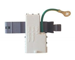 LONYE 3 Pin 8318084 Washer Door Lid Switch for Whirlpool, Kenmore, Roper, Maytag, Estate, Sears  ...