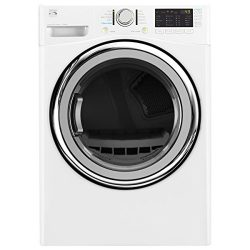 Kenmore 81382 7.4 cu. ft. Electric Dryer with Steam in White, includes delivery and hookup (Avai ...