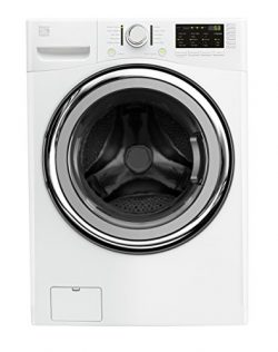 Kenmore 41302 4.5 cu ft. Front Load Washer with Steam and Accela Wash in White, includes deliver ...