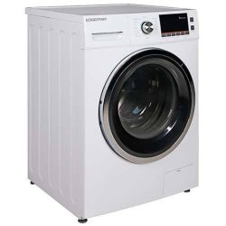 EdgeStar CWD1550W 2.0 Cu. Ft. All-in-One Ventless Washer and Dryer Combo – White