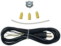 Whirlpool 4317824 Dishwasher Power Cord 4-Foot 3 Wire