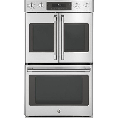Ge Cafe Ct9570slss 30 Inch Smart 10 Cu Ft Total Capacity