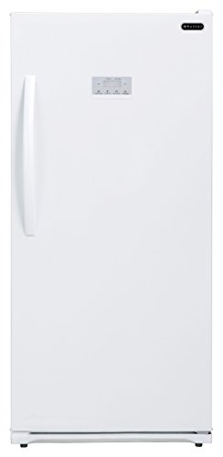 Whynter UDF-138DW Energy Star Digital Upright Deep Freezer, 13.8 cu. ft., White
