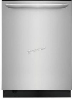 Frigidaire LGID2478SF 24 Inch Built In Fully Integrated Dishwasher with 7 Wash Cycles in Stainle ...