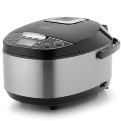 Aroma Housewares Professional (6 Cup uncooked rice resulting in 12 Cup Cooked rice), Rice Cooker ...