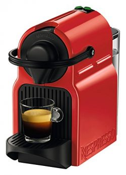 Nespresso Inissia Espresso Machine by Breville, Red