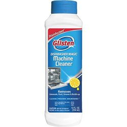 Glisten Dishwasher Magic Cleaner and Disinfectant, 12 Fl. Oz.
