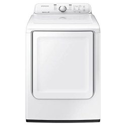 Samsung DV40J3000EW 7.2 Cu. Ft. White Electric Dryer