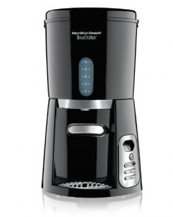 Hamilton Beach 10-Cup Coffee Maker, Programmable BrewStation Dispensing Coffee Machine (47380)