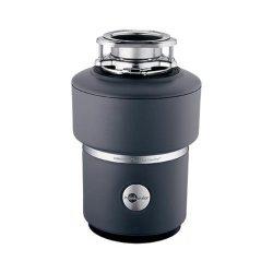 InSinkErator PRO1000LPCORD Pro Series 1 HP Food Waste Disposal with Evolution Series Technology, ...