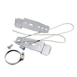 LG Electronics 5001DD4001A 6026050 Dishwasher Mounting Brackets with Screws
