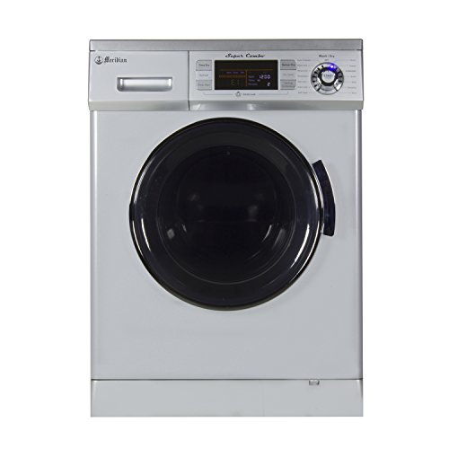 Compact Combo Washer And Electric Dryer With Optional