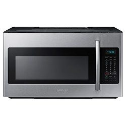 Samsung ME18H704SFS 1.8 cu. ft. Over-the-Range Microwave Oven