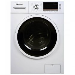 Magic Chef 2.0 cu ft Combo Washer and Dryer, White
