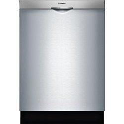 Bosch SHS5AV55UC 24″ Ascenta Energy Star Rated Dishwasher with 14 Place Settings Stainless ...