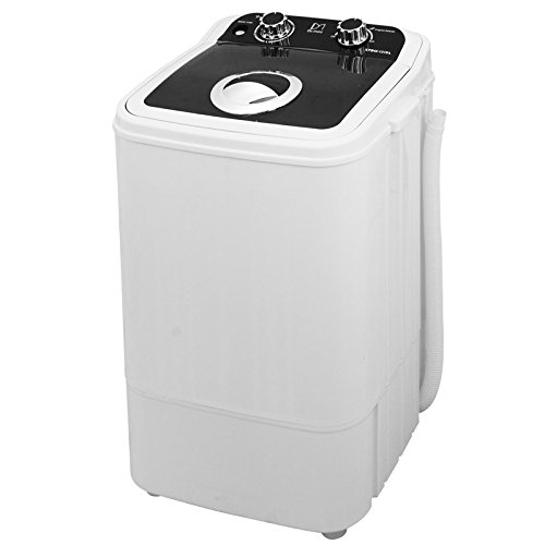 Do mini portable compact washing machine and spin dryer 7 for Portable washer and dryer