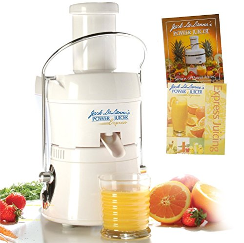 jack lalanne power juicer how to clean