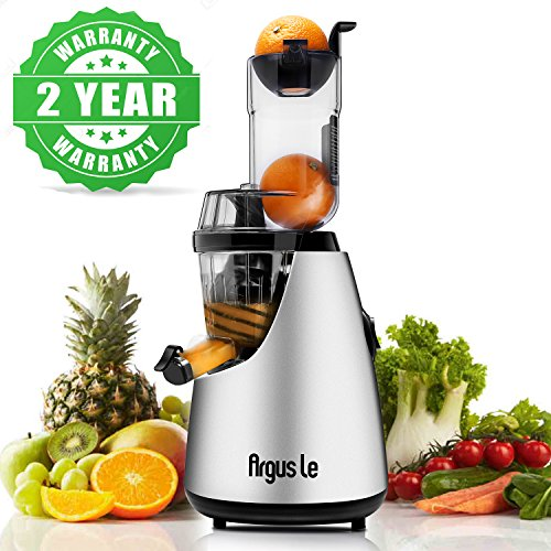 Argus Le Cold Press Juicer, 3