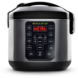TIM3 MACHIN3 New 2017 Model 3RC-3050 20-Cup/4-Quart Rice Cooker, Slow Cooker, Yogurt Maker & ...