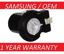 New OEM Original Samsung DC31-00054A Washer Drain Pump AP4202690,1534541, PS4204638, DC31-00016A ...