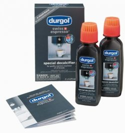 Durgol Swiss Espresso Decalcifier for All Brands of Espresso  (fully and semi-automatic) and Cof ...