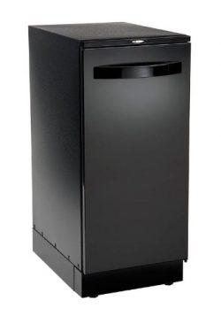 Broan 15BLEXF 15″ 220v Elite Black Door Trash Compactor