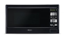 Bella BMO07ABTBKB 700W Compact Digital Microwave Oven, 0.7 cu. ft., Black