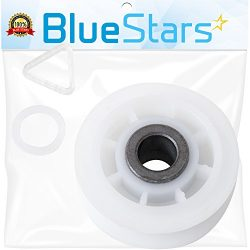 Ultra Durable 279640 Dryer Idler Pulley Replacement part by Blue Stars – Exact Fit for Whi ...