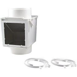 1 – Extra Heat(R), Converts clothes dryer into extra source of heat, Includes diverter to  ...