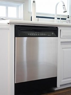 Stainless Steel Dishwasher Cover