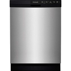 Frigidaire FFBD2412SS 24″ Built-In Dishwasher with 14 Place Setting Energy Saver Plus Cycl ...