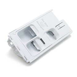 Whirlpool W10365885 Washer Dispenser Drawer Assembly Genuine Original Equipment Manufacturer (OE ...