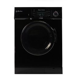 All-in-One Compact Combo Washer and Electric Dryer with Optional Condensing/Venting and Sensor D ...