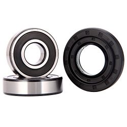 4036ER2004A Washer Tub Bearings and Seal Kit, Rotating Quiet High Speed and Long Life. Replaces  ...