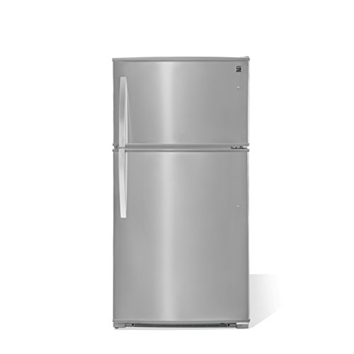 Kenmore 61215 20 8 Cu Ft Top Freezer Refrigerator With