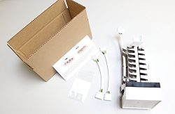 241642511 FACTORY ORIGINAL OEM FRIGIDAIRE ELECTROLUX ICE MAKER KIT WITH POWER ADAPTER
