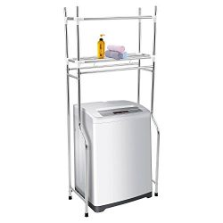 Kaluo Utility Storage Rack for Bathroom, Pantry, Closet, Kitchen, Bacony, Laundry organization M ...