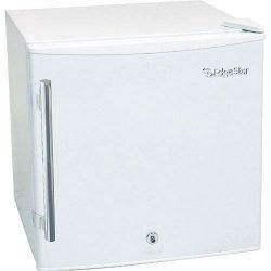 EdgeStar CMF151L-1 1.1 Cu. Ft. Medical Freezer with Lock – White