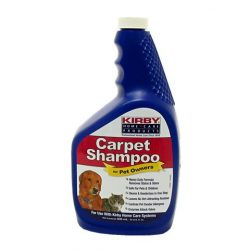 1 X Kirby 235406 Pet Owners Carpet Shampoo (946 ml, 32 U.S. fl oz.) – Use with Kirby Home  ...
