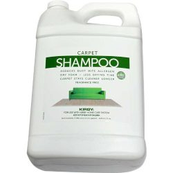 1 Gallon Genuine Kirby Allergen Shampoo. (Lavender Scent). Use with all model Kirby Vacuum Clean ...