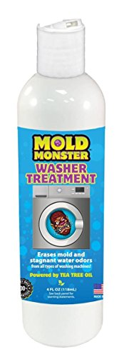 Mold Monster Washer Treatment – Washing Machine & Dishwasher Cleansing Solution – ...
