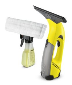 Karcher WV 50 Plus Window Vac, Streak-Free Shine