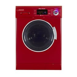 Equator All-in-one Compact Combo Washer Dryer 1200 RPM spin, Auto water level, Sensor Dry Option ...