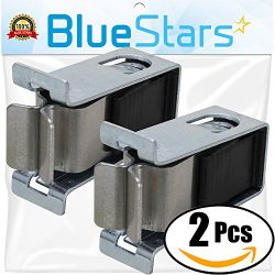 Ultra Durable W10111905 Dryer Door Catch Replacement part by Blue Stars – Exact Fit for Wh ...