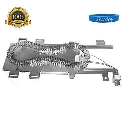 Siwdoy 8544771 Dryer Heating Element For Whirlpool Kenmore