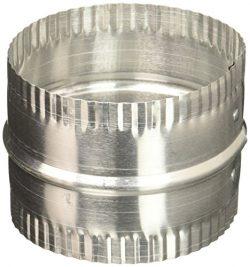 Lambro 244 4-Inch Aluminum Duct Connector