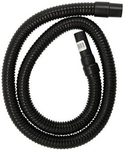 Metro Air Force PVC Standard Flexible Hose, 6-Feet, Black