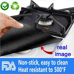 Gas range protectors – FACENIS Use very many times – gas burner protectors – E ...