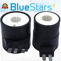 Ultra Durable 279834 Dryer Gas Valve Ignition Solenoid Coil Kit Replacement Part by Blue Stars & ...